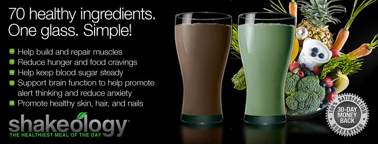 Where to get a sample of shakeology