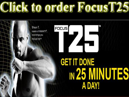 Order Focus T25