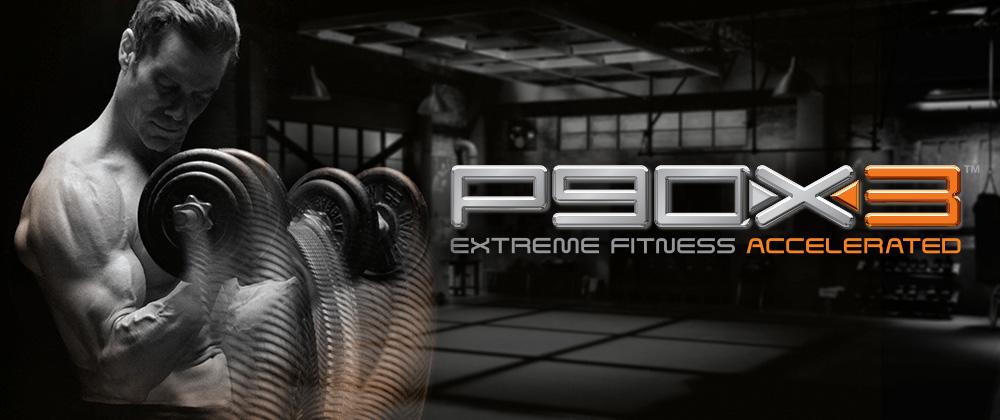 Buy P90x3 Tony Horton Extreme Fitness Accelerated
