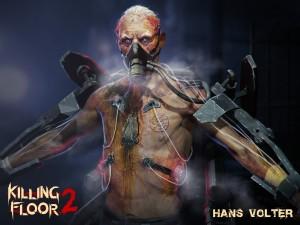 Killing Floor 2 Hans Volter  Concept